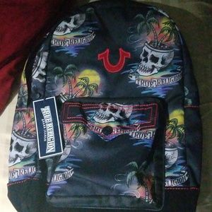 True Religion Other - True religion bookbag